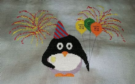 New Year Presley Penguin